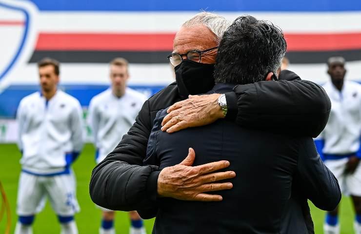Sampdoria-Napoli pagelle tabellino