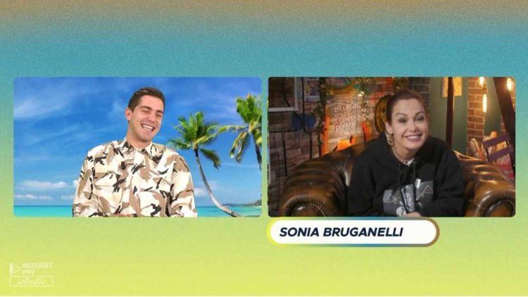Tommaso Zorzi domanda scomoda Sonia Bruganelli
