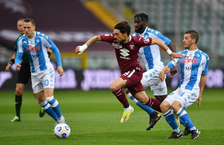 Torino-Napoli pagelle tabellino