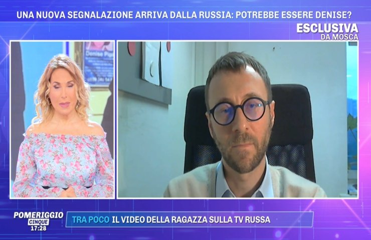 Denise Pipitone novità dalla Russia