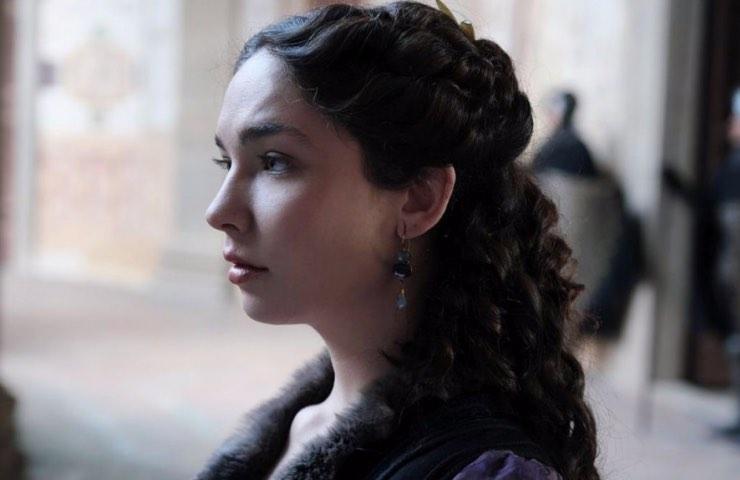 Matilda De Angelis curiosità Leonardo