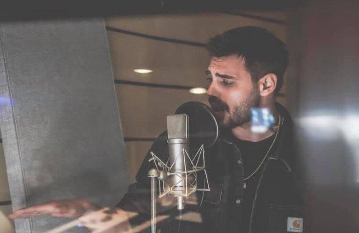 Francesco Monte intervista canzone Lee Ryan