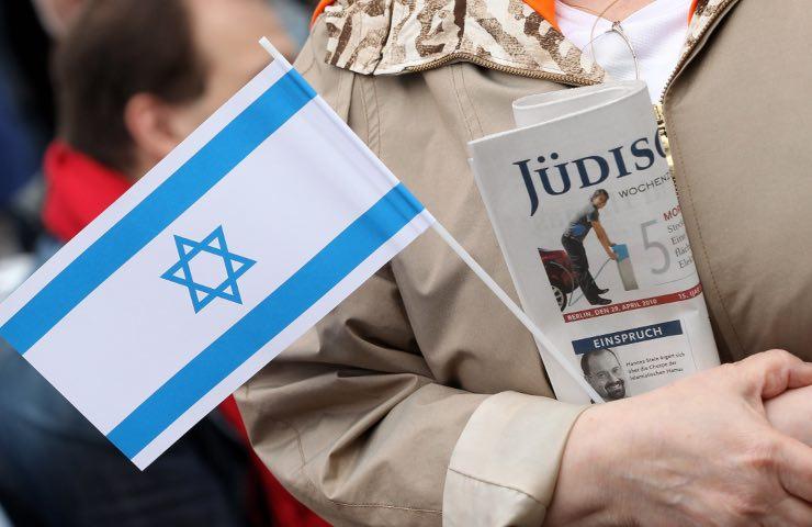 Comunità Ebraica pio Amedeo violenza