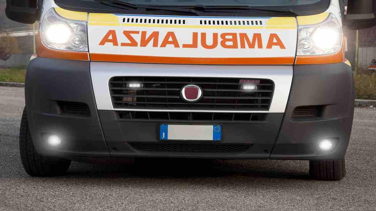 Pesaro incidente morto un uomo