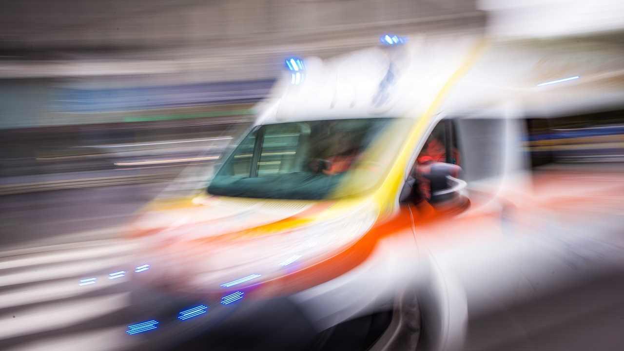 Roma incidente stradale morto un uomo