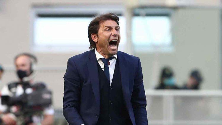 Antonio Conte Inter vittoria scudetto