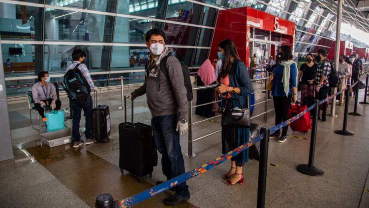 Covid situazione contagi India