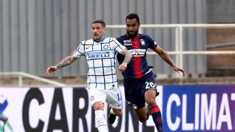 Crotone-Inter pagelle