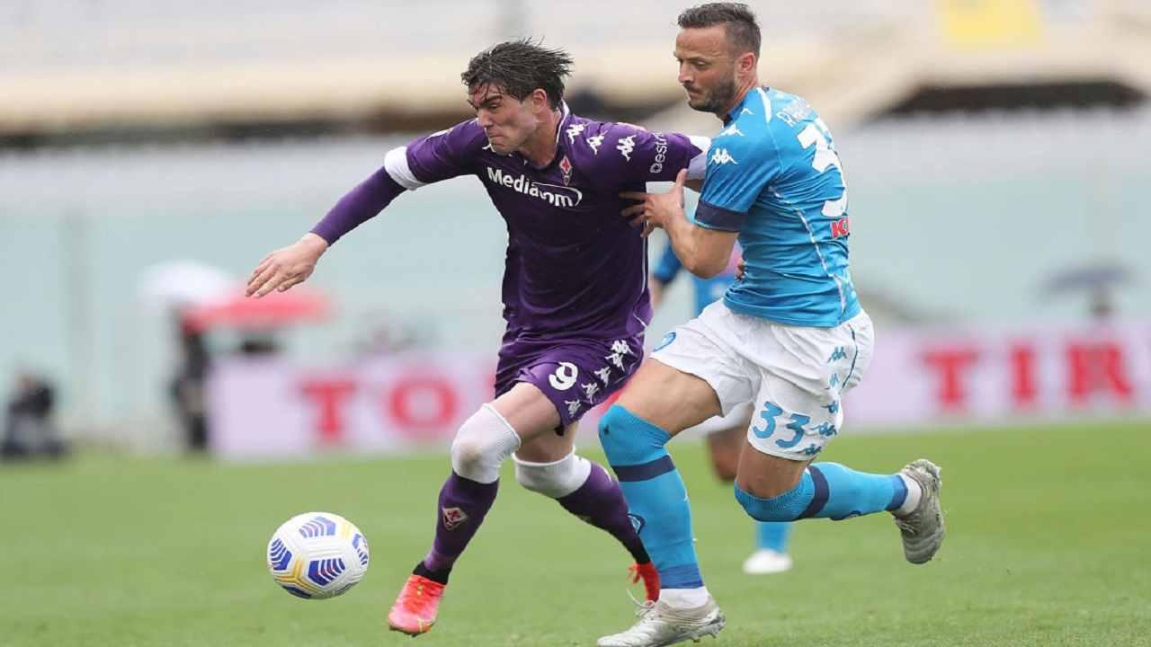 Fiorentina-Napoli pagelle tabellino