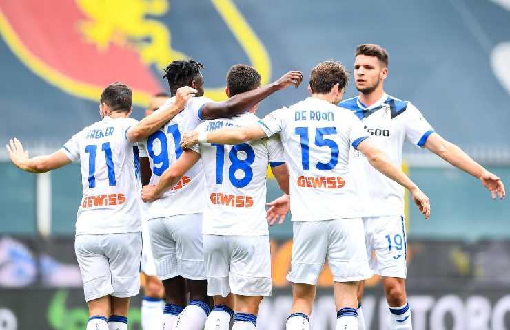 Genoa-Atalanta pagelle tabellino