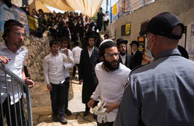 israele 44 morti 150 feriti pelle
