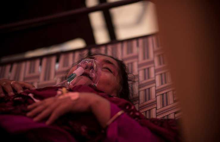 india incendio 18 morti