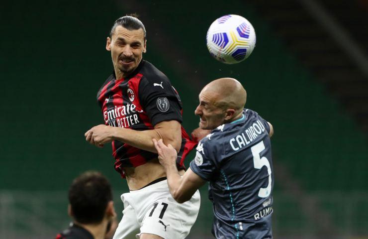 Ibrahimovic Milan Benevento