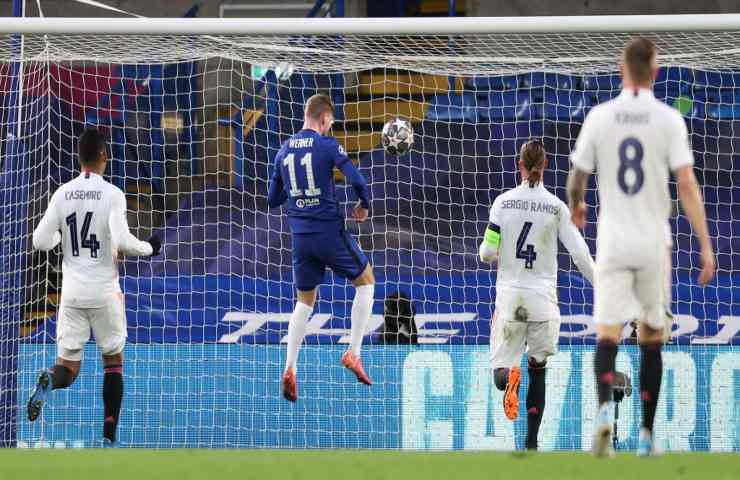 Chelsea-Real Madrid semifinale Champions League