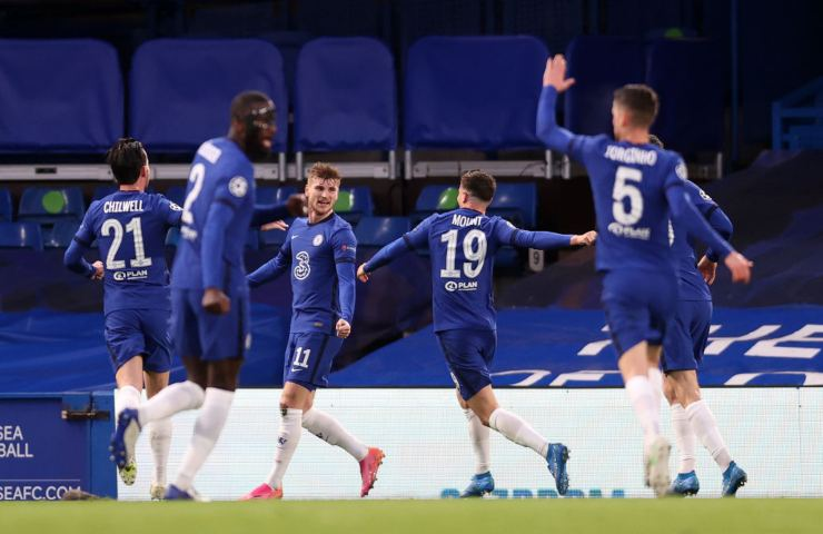 Chelsea Real Madrid semifinale Champions league