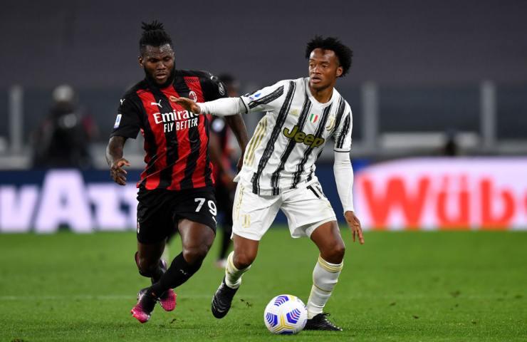 Juventus-Milan 35 giornata Serie A