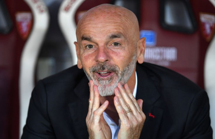 Pioli allenatore Milan