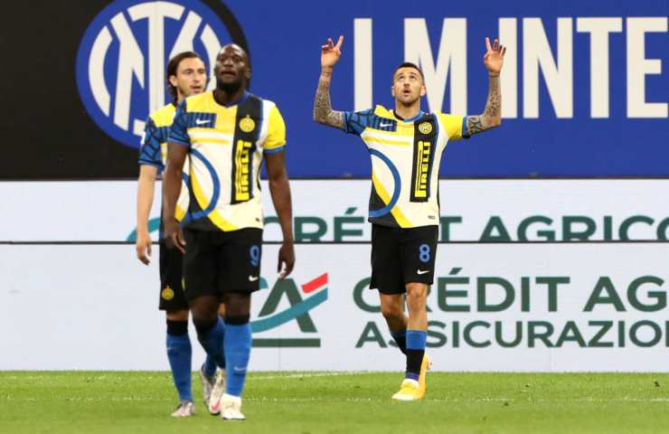 Inter-Roma Serie A