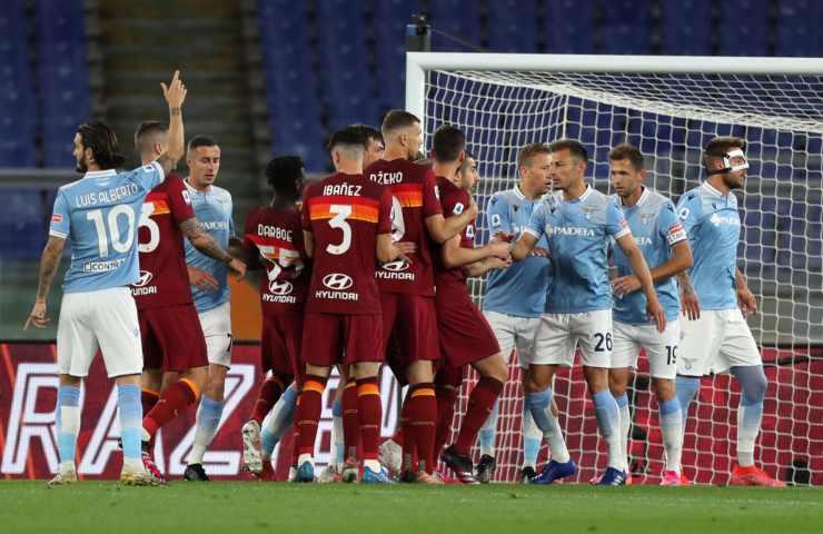 Roma - Lazio Serie A