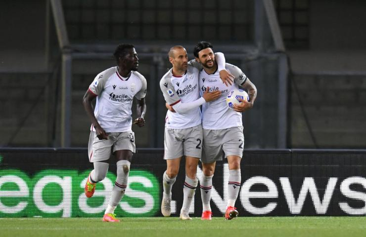 Hellas Verona - Bologna Serie A