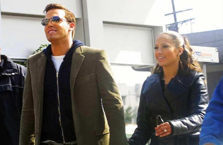 Ben Affleck e J Lo di nuovo insieme