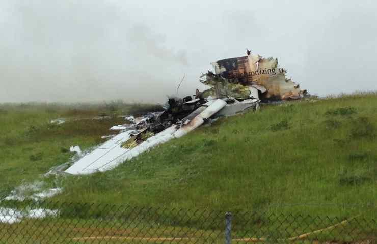 Disastri aerei: volo UPS Airlines 6 2 morti
