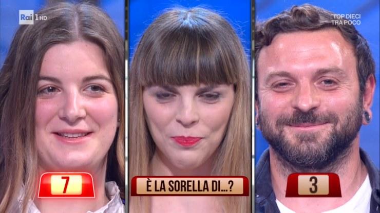 I soliti ignoti Manuela Arcuri