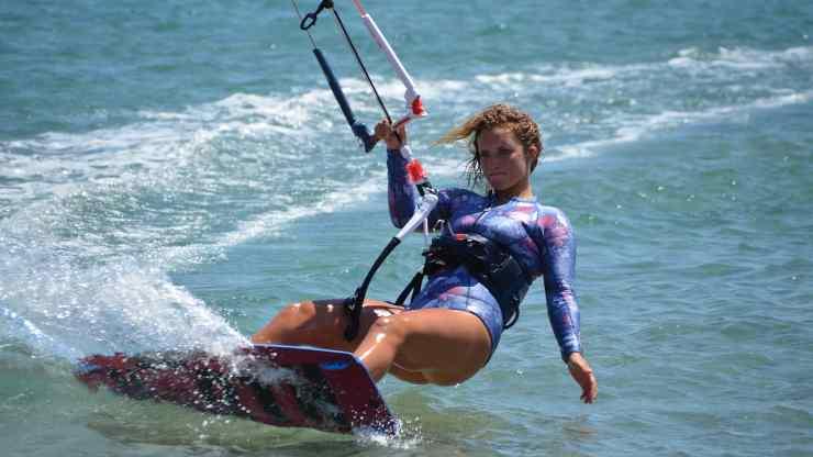 ciro grillo maestra kitesurf