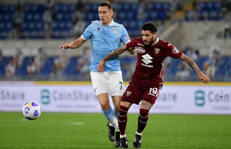 Lazio-Torino Getty