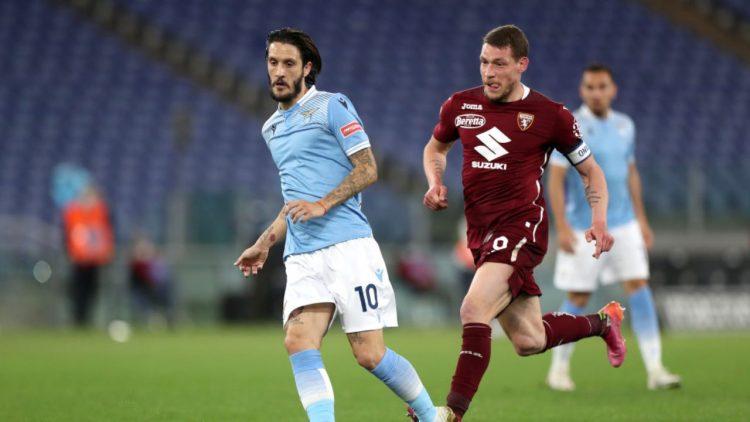 Luis Alberto Lazio-Torino