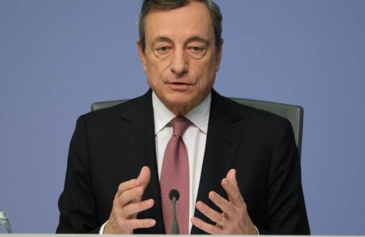 Accordi e disaccordi Draghi