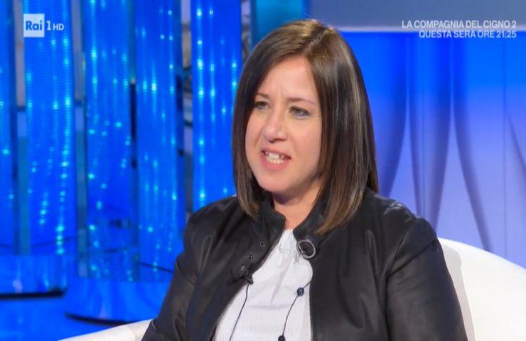 Caso Denise Piera Maggio intervista Domenica In telefonata