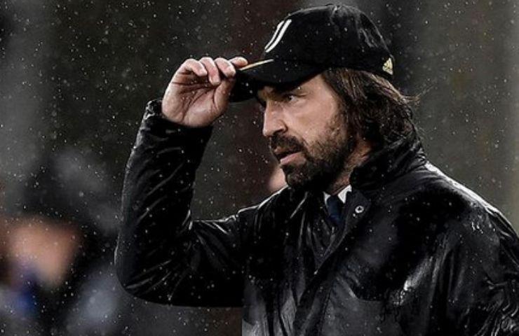 Esonero Pirlo, il nuovo allenatore è stato avvistato a Torino