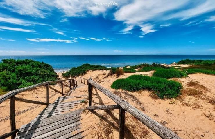 spiaggia campomarino
