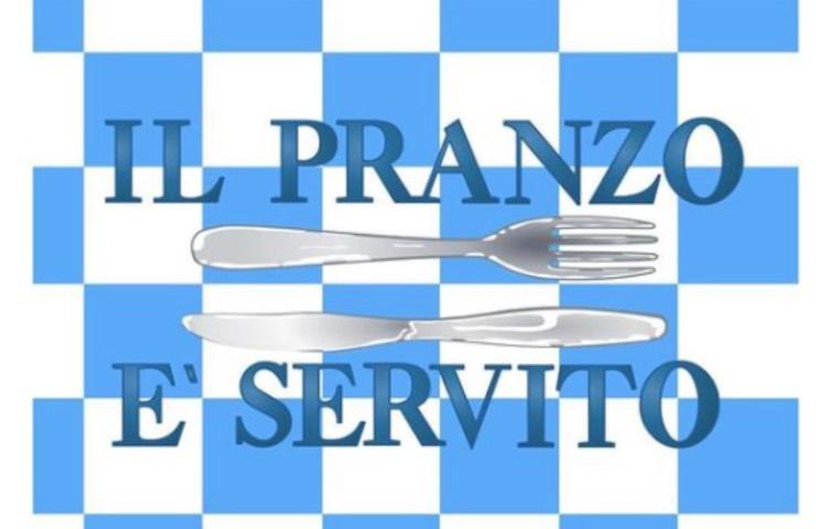 Pranzo Servito regole Flavio insinna