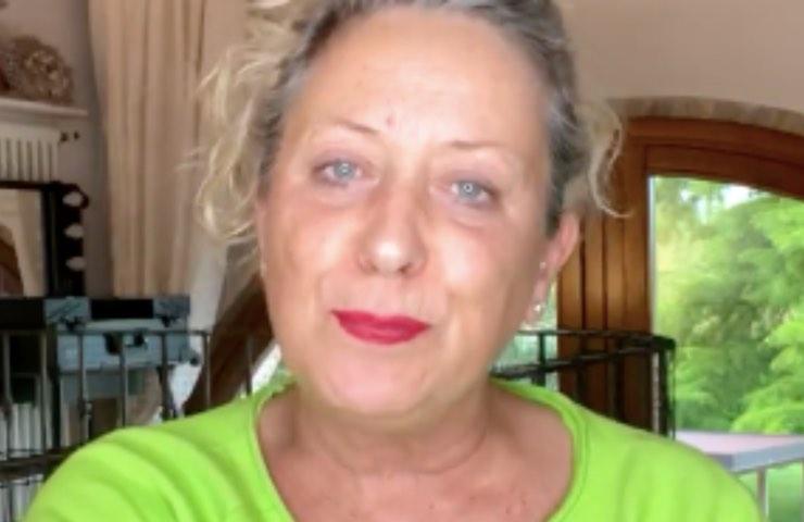 Carolyn Smith malattia sto pregando
