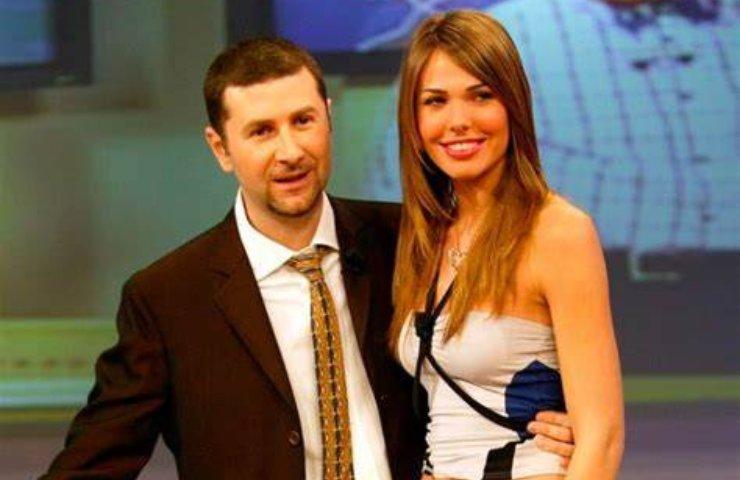 Ilary Blasi intervista retroscena Fabio Fazio