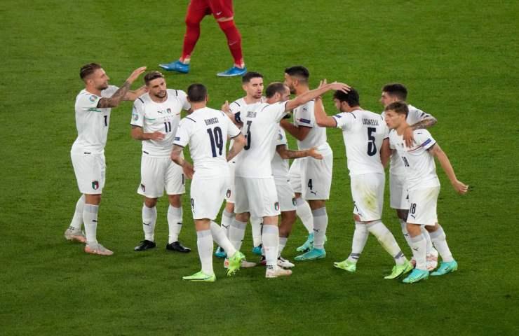 Gol Italia Euro 2020