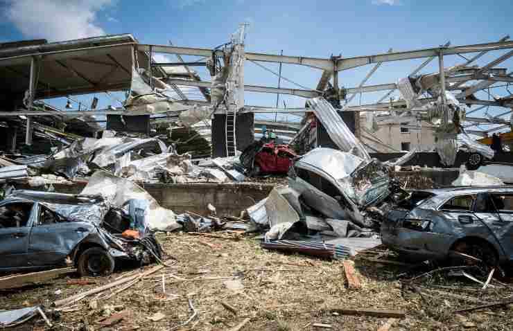 repubblica ceca tornado a sud del Paese: 3 morti e almeno 100 feriti