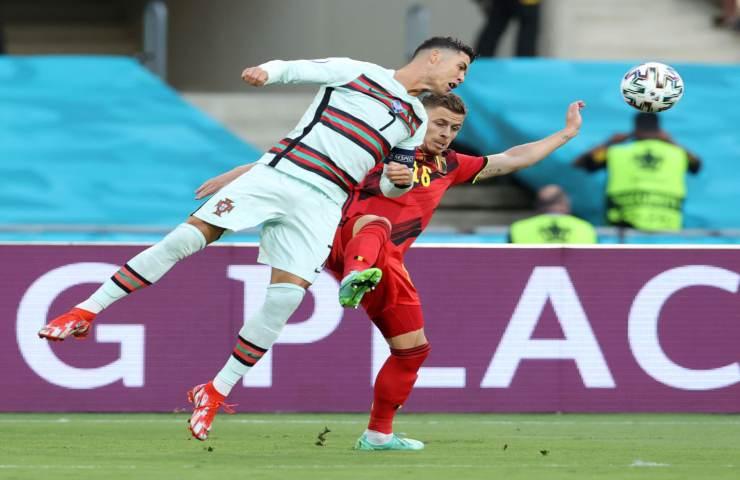 Portogallo-Belgio  Euro2020
