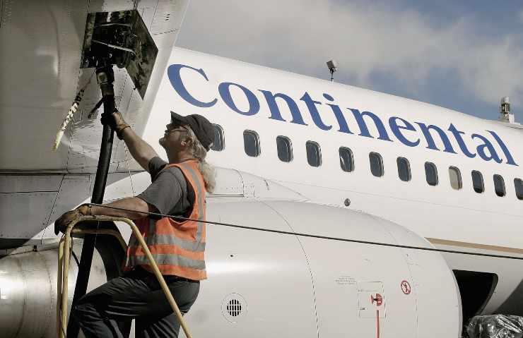 Disastri aerei, volo Continental Airlines 1713: