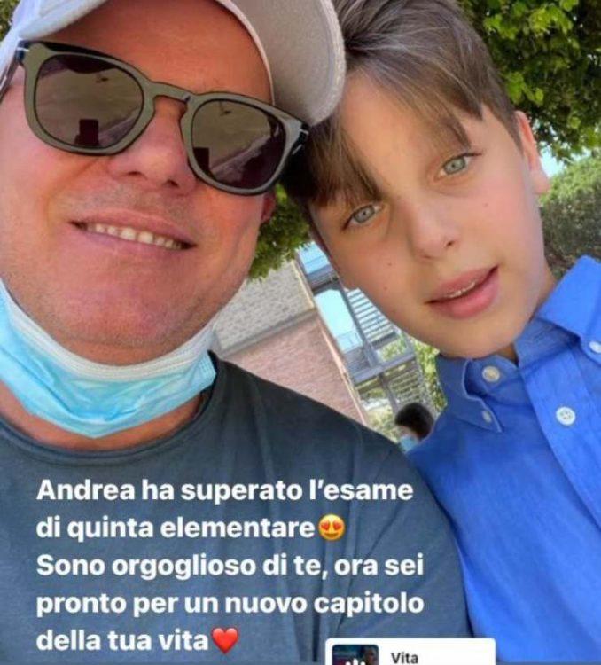 Gigi D'Alessio nuova fidanzata Anna Tatangelo