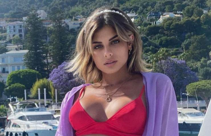 Giulia Cavaglia bikini