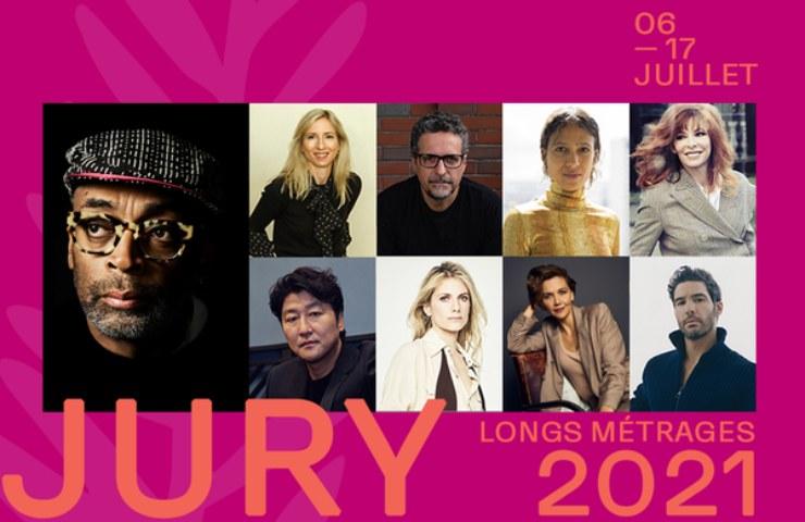 Giuria Festival Cannes 2021