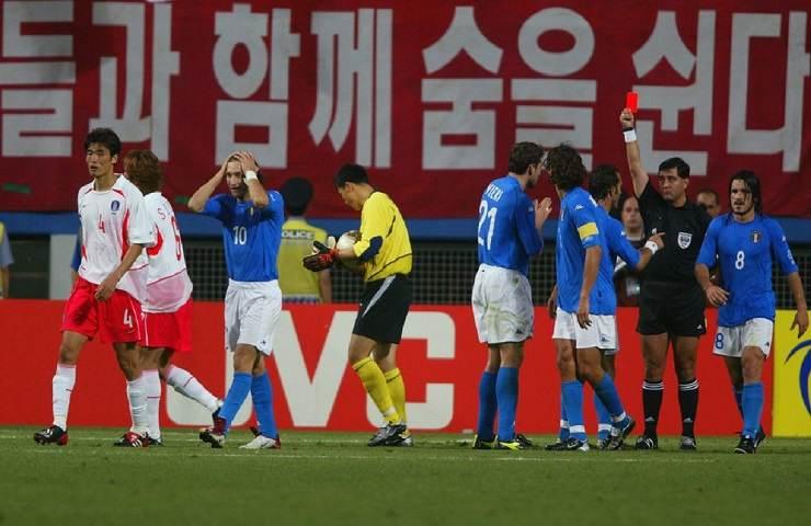 Italia-Corea del Sud