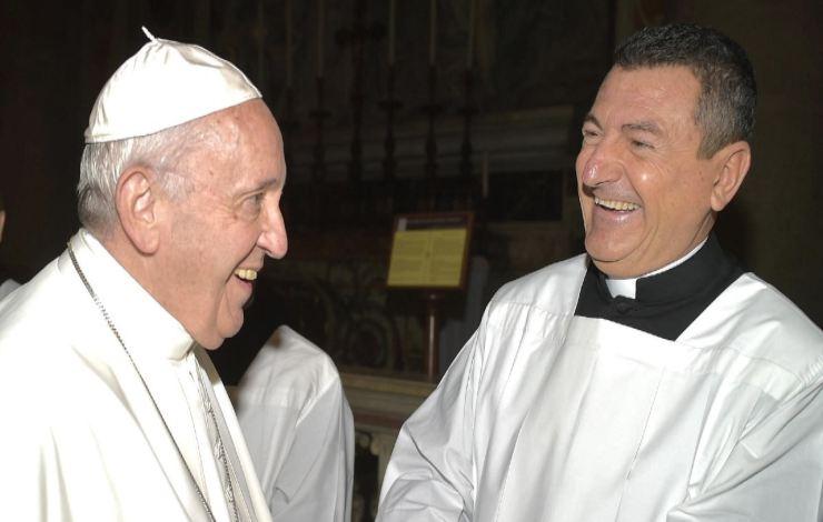 Fabrizio Gatta nuova vocazione sacerdotale