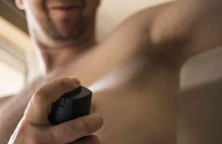 creare deodorante fai da te