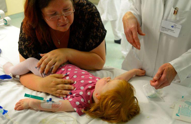 pediatra accusato di molestie