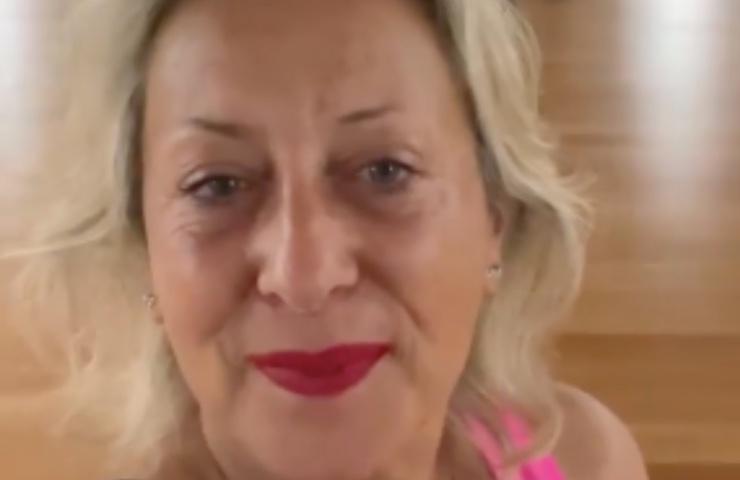 Carolyn Smith miracolo annuncio vita