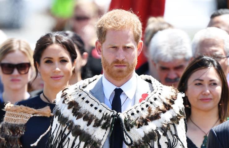 principe Harry verità basta nascondersi